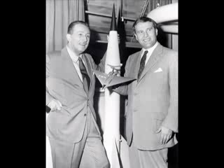 Whitey on the Moon: A Tribute to Wernher von Braun