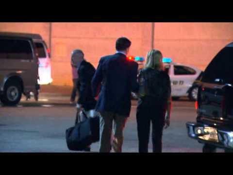 Raw Video: Romney Arrives in Israel