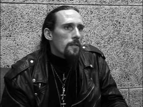 Interview Gaahl from Wardruna and Gorgoroth talks about being gay