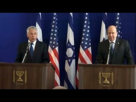 Israel, US finalize $10 billion arms deal