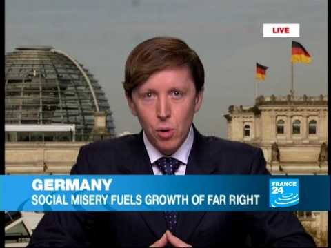 Germany: 'far right' tries to conquer young generation
