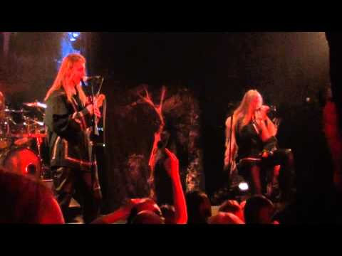 Arkona - Slavsya Rus LIVE @ Key Club, Hollywood 12/7/2011