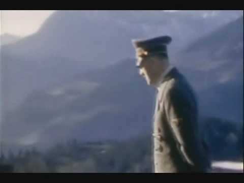 Adolf Hitler - The resonating light.