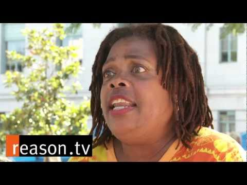 Black Woman At Occupy Wallstreet Names The jew