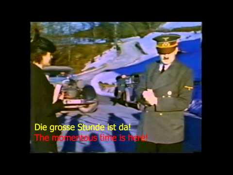 Vorwärts nach Osten with English subtitles