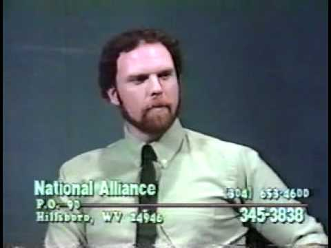 Race and Reality 1/18/93 -- Wiliam Pierce on Race