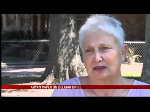 The Aryan Alternative #4 News Report (Local15)