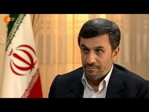 President Ahmadinejad's Interview With ZDF (German/Farsi) - March 19, 2012