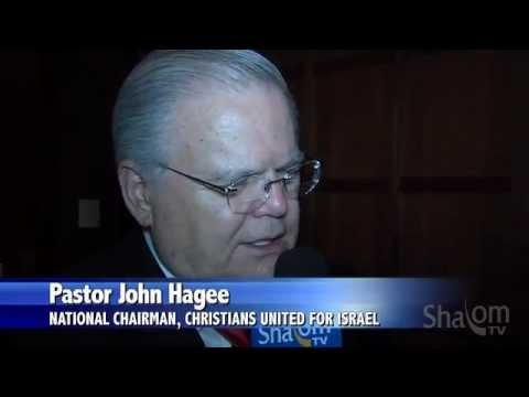 John Hagee talks about Israel on Shalom TV