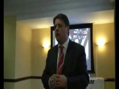 Nick Griffin Predicts Race Riots
