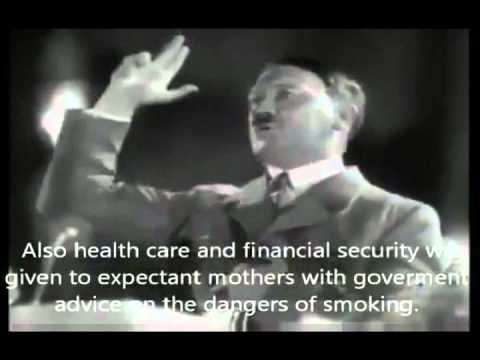 Adolf Hitler Germanys Savior narrated by Ernst Zundel