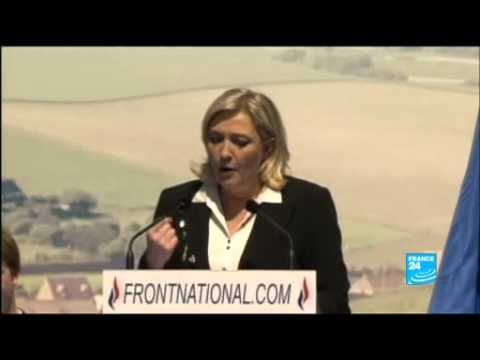 Marine Le Pen could face charge of racism