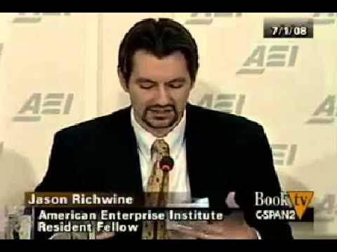 Jason Richwine On The Importance of Race and IQ in the Immigration Debate