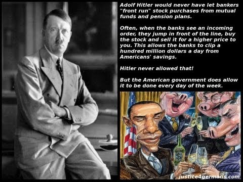Adolf Hitler vs The New World Order