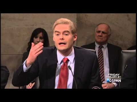 Unaired SNL Skit Mocks Unconditional Support For Israel At Hagel Hearing