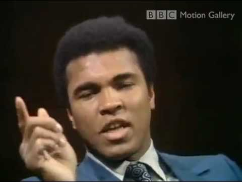 Muhammad Ali Destroys Self-Hating White