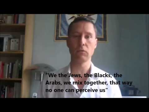 I am a racist and an anti-semite - Hervé Ryssen
