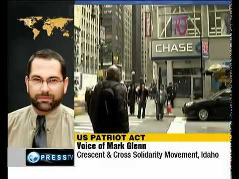 Patriot Act strangles free speech
