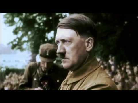 Adolf Hitler; A Tribute to the Saviour of Europe ( Colour HD)