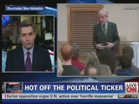 CNN News: Ron Paul, The Man To Beat