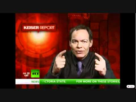 Max Keiser On Financial Meltdown