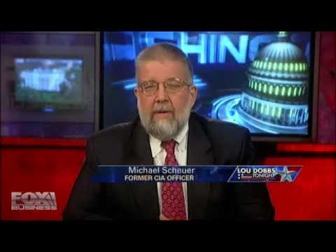 Michael Scheuer 'U.S. Foreign Policy the Cause of Middle East Protests' 9/14/12
