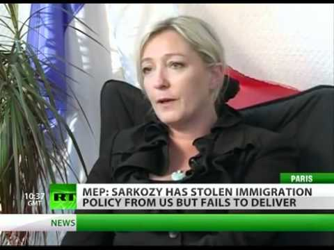 Marine Le Pen: We fight for French identity (Russia Today)